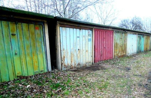 Czy garaże to niekończący się problem zarządcy? sxc.hu