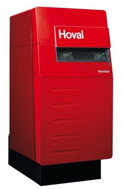 Kocioł UltraGas firmy Hoval