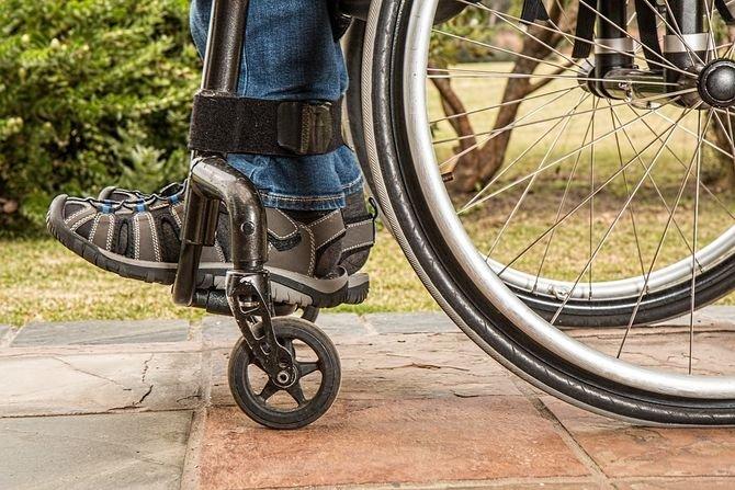 Standardy budynków dla osób z niepełnosprawnościami; pixabay