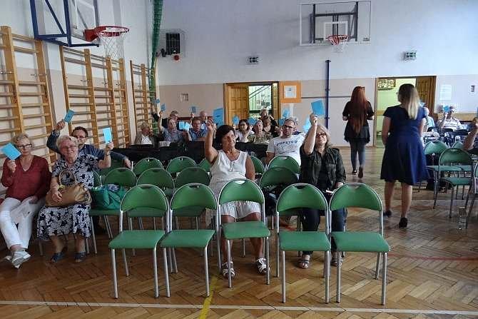 Głosowania w sprawie uchwał wspólnoty mieszkaniowej Fot. J. Sawicki