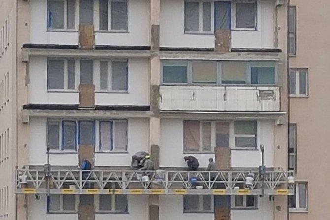 Podwieszane balkony i markizy fot. redakcja