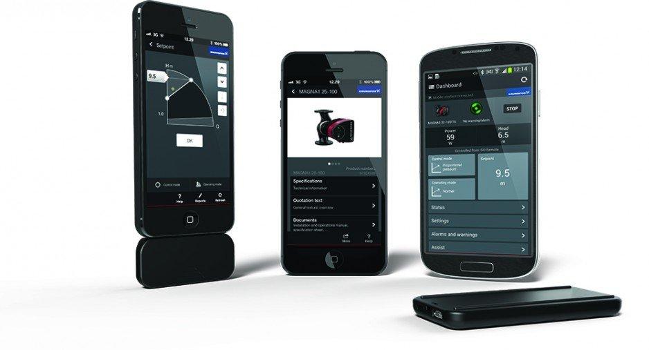 Aplikacja GO Remote