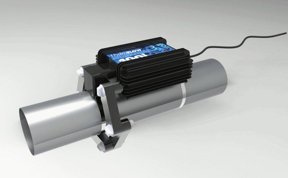 Uzdatnianie wody za pomocą urządzenia Hydroflow