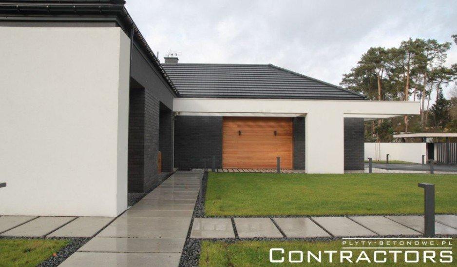 Płyty wielkoformatowe z betonu