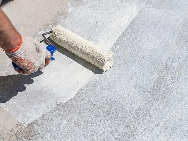 Weber - żywica poliuretanowa na balkonie i tarasie