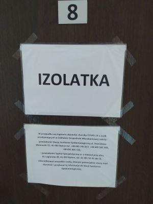 ZGM Piekary Śląskie - izolatka