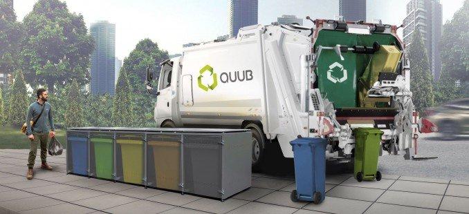 Estetyczne pojemniki na odpady