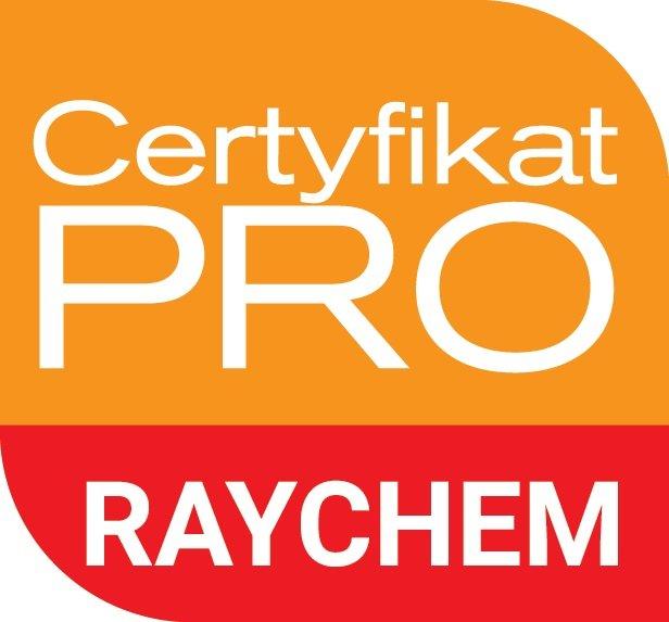 Certyfikat PRO - Raychem