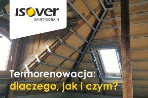 Isover - termorenowacja