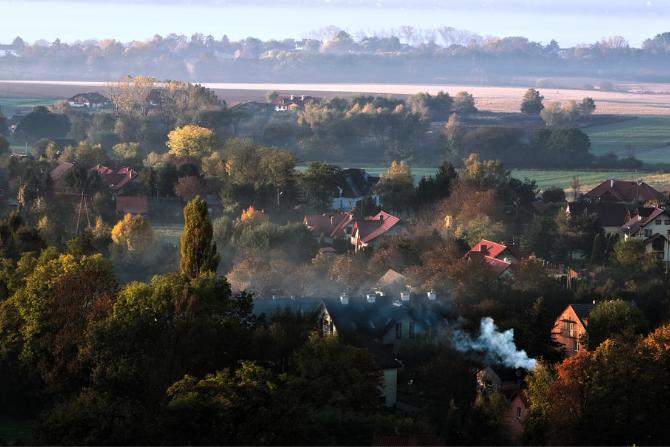 Stan jakości powietrza w Polsce się poprawia, ale tempo zmian nie jest zadowalające fot. Pixabay