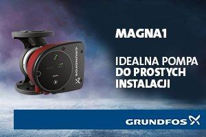 Magna1 - idealna pompa do prostych instalacji