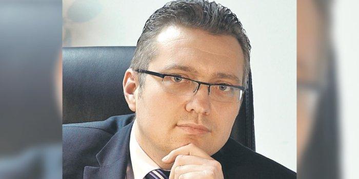 Mariusz Łubiński z firmy Admus
