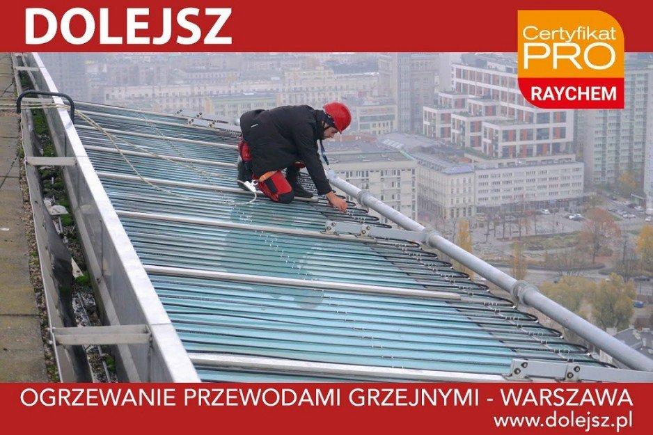 Ogrzewanie elektryczne - montaż, serwis Warszawa