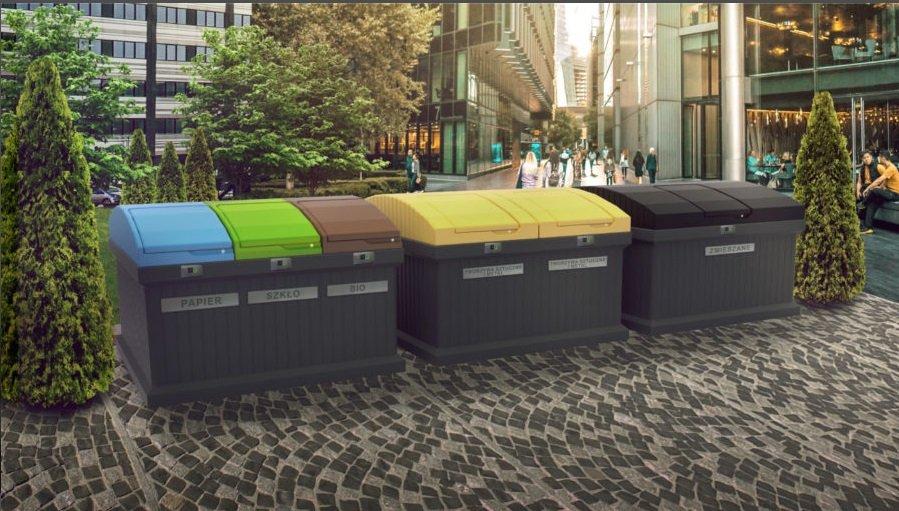 Nowe trendy w zakresie gromadzenia odpadów