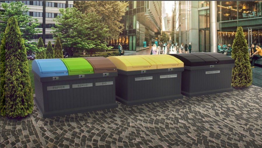 Nowe trendy w zakresie gromadzenia odpadów QUUB Dacordo Sp. z o.o.