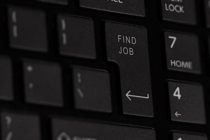 Stopa bezrobocia w lutym br. wyniosła 6,6%, fot. Pixabay
