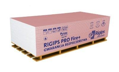 Płyty Rigips 4PRO Fire