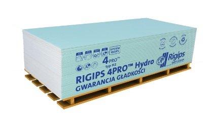 Płyty Rigips 4PRO Hydro