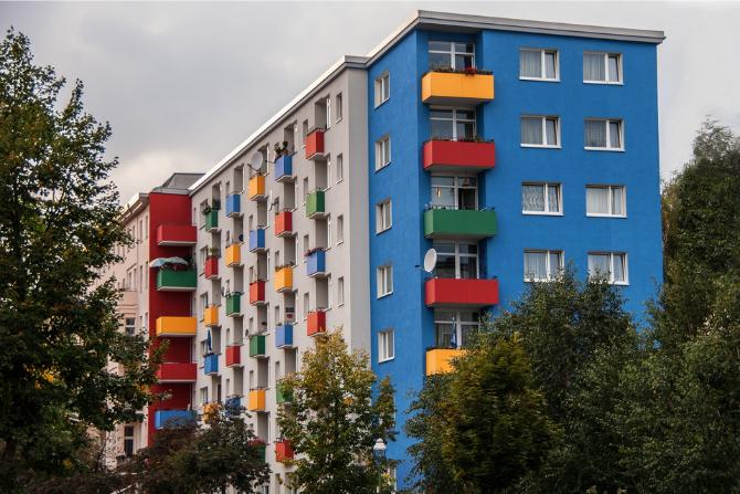 Części wspólne i części własne budynku, pixabay