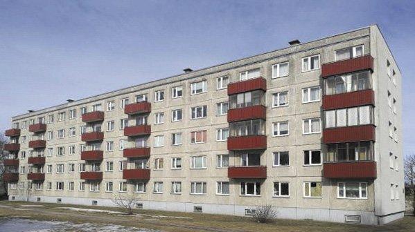 Budynek wielorodzinny w Estonii [2]