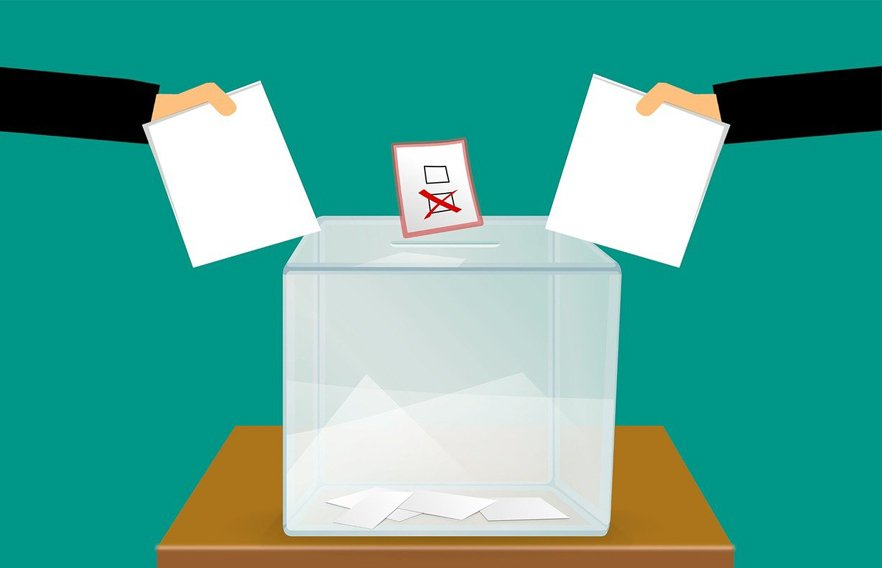 Głosowanie nad projektem; pixabay