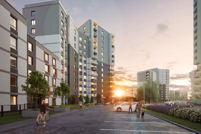 Rozówj inwestycji publicznych i mieszkaniowych; Develia