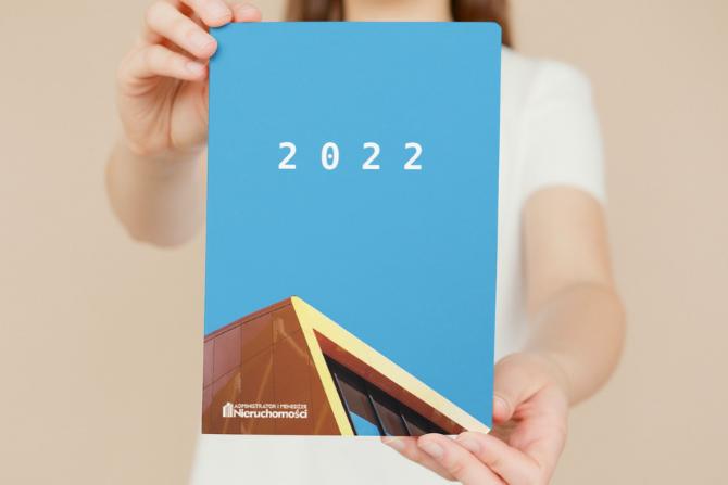 """""""Terminarz Zarządcy 2022"""" to publikacja skierowana do osób zawodowo związanych z branżą zarządzania nieruchomościami"""