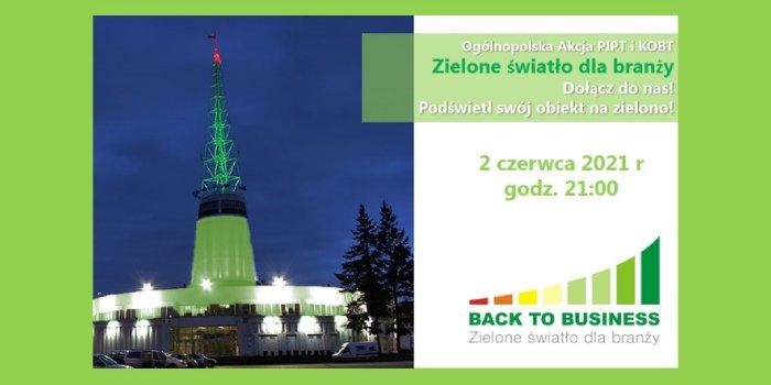 Zielone światło dla branży; fot. Targi Kielce