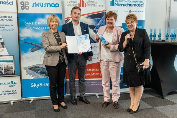 Nagroda dla Zakładu Gospodarki Mieszkaniowej w Piekarach Śląskich