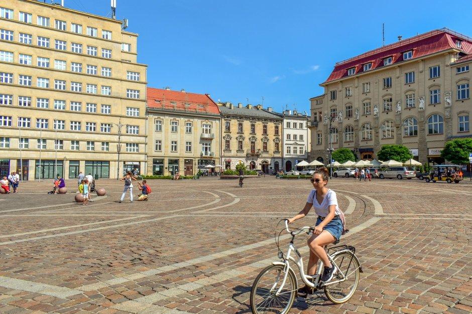 Idea 15-minutowych miast zakłada zdecydowane zdecentralizowanie, fot. Pixabay