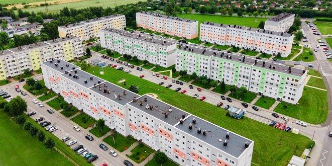 spółdzielnie mieszkaniowe